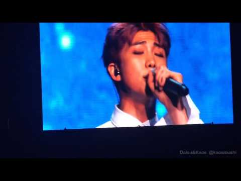 [RapMonster Focus] BTS - Reflection- Live in Chile 170311
