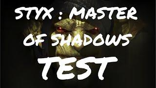 [PS4] Vidéo Test - Styx : Master Of Shadows