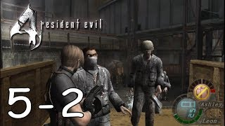 RESIDENT EVIL 4 NEW GAME PROFESIONAL SPEEDRUN 02:18:21 / NO GLITCHES / CAP 5-2