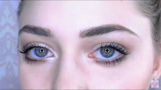 Макияж глаз для начинающих пошагово: видео-урок