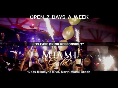 Miami Gold - Miami Strip Club