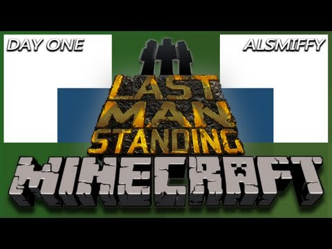 Minecraft Last Man Standing Day 1 - Alsmiffy