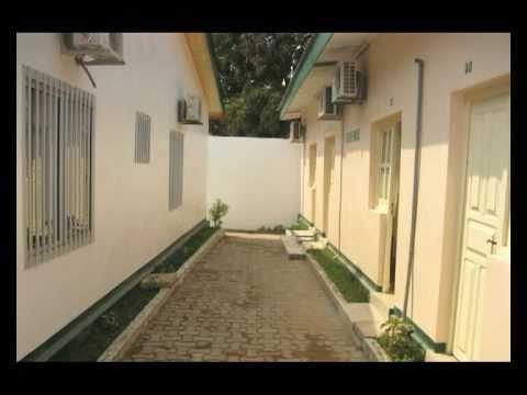 Gust Hôtel à Bangui Centrafrique