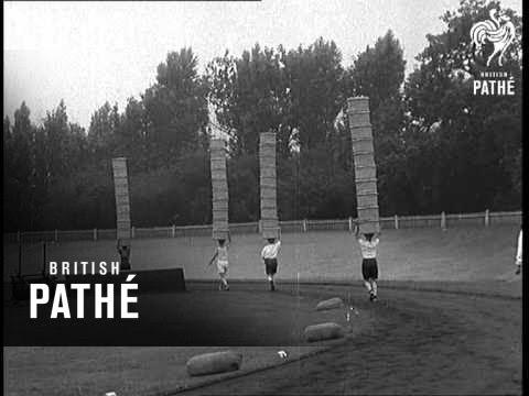 Borough Market Sports (1937)