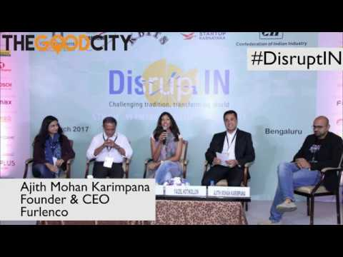 #DisruptIN National Entrepreneurship Summit