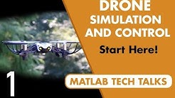 Drone Simulation and Control, Part 1: Setting Up the Control Problem