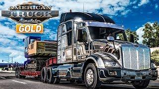 AMERICAN TRUCK SIMULATOR Gold #1: Neustart in New Mexico! | ATS deutsch