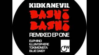 Kidkanevil - THE FLOATING WORLD (ELIPHINO REMIX)