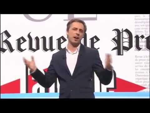 """Philippe Chevallier - Paris Première """" La revue de presse"""