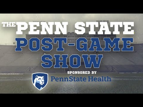 The Penn State-Maryland post-game show