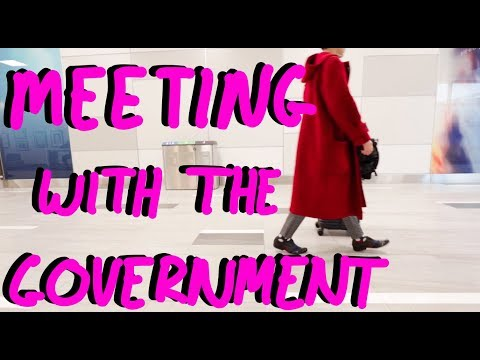 LOBBYING THE GOVERNMENT | national day of action
