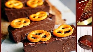 Готовим с Тинкой-СУПЕР десерт Шоколадное наслаждение