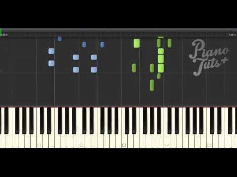 Little by Little - Kanashimi wo Yasashisani (Naruto season 3 opening) Piano Tutorial