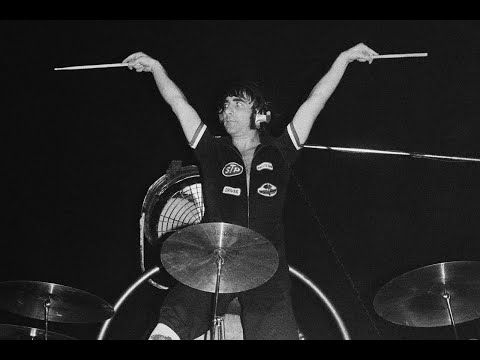 Why the Who's Drummer Invited Fans to Moon Him