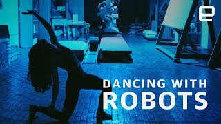 Dancing with robots to reimagine machine interaction