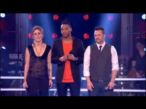[FULL] The Voice UK- The Battles- Vince Freeman vs Bo Bruce- With or Without You by U2