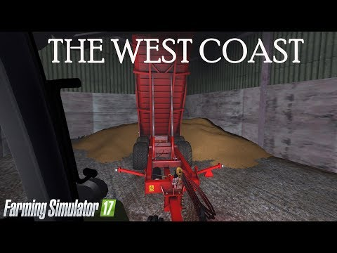 HARVEST IS NEARLY FINISHED | THE WEST COAST  | FS17