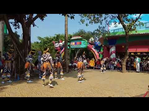 From Kenya, Africa culture in Guangzhou