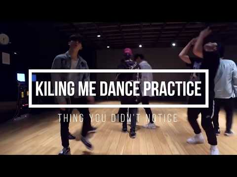 Things You Didn't Notice in IKON'S KILLING ME DANCE PRACTICE