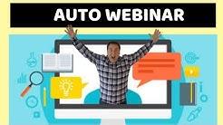 How To Create An Auto Webinar Just Like EverWebinar In Kartra