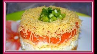 Вкусный  салат Витаминный из моркови, яблок и сыра.Из серии  быстрых рецептов.
