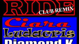 RIDE (Baltimore Club Version) Ciara, Ludacris @TheDiamondKShow