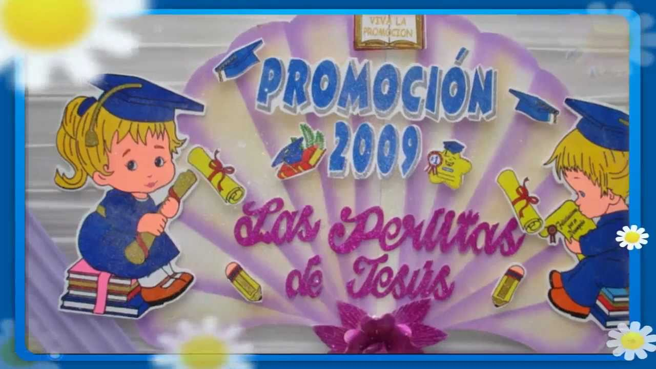 Decoracion Para Fiesta De Graduacion