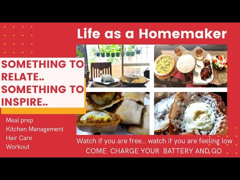 life-as-a-home-maker-content-creator|hair-care|workout|meal-prep|indian-content-creator|jiaa-kitchen