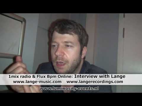 Interview with Lange at Luminosity Trance Gathering 14-2-2014