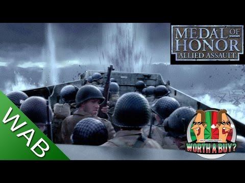 Medal of Honor Allied Assault - Retro Worthabuy?