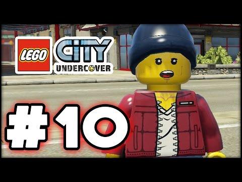 LEGO City Undercover - Part 10 - Undercover! (HD Gameplay Walkthrough)
