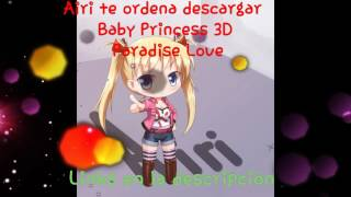 Descarga Baby Princess 3D Paradise Love