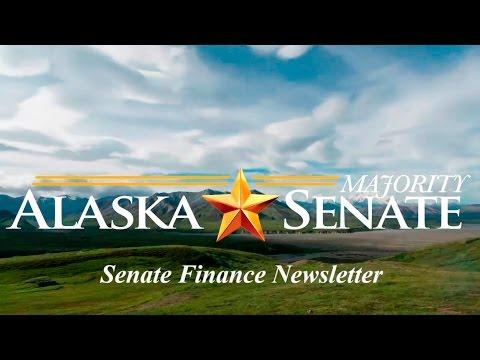 Senate Finance Newsletter - March 9, 2016