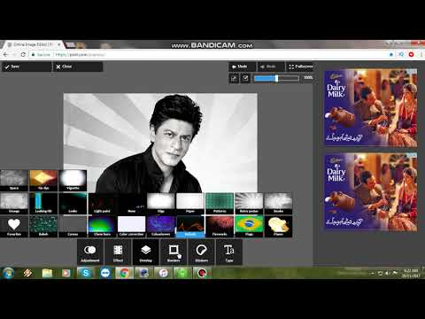 Free Online Photo Editing with Pixlr new 2017 Websites