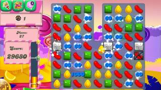 Candy Crush Saga Level 294 No Boosters