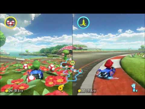 Mario Kart 8 ONLINE - SPEED_HACK [ft. Miray]