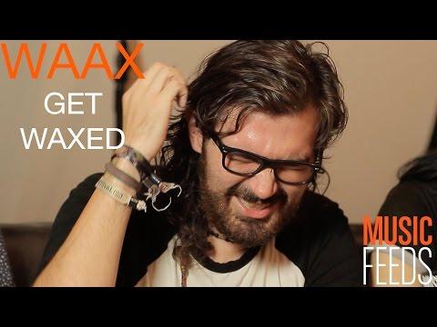 WAAX Get Waxed Mid-Interview