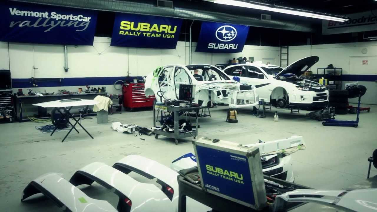 Subaru Launch Control >> Launch Control: Subaru Rally and Rallycross Teams prepare