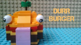 How To Build DURR BURGER