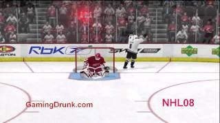 Comparing NHL 11 to NHL 08