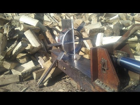 Firewood processing ABC
