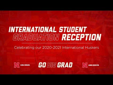 2021 International Student Graduation Reception   University of Nebraska-Lincoln