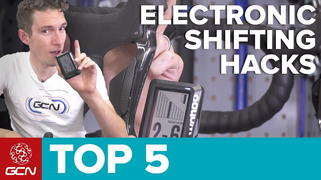 5 Electronic Shifting Hacks For Cyclists Maintenance Monday Youtube Two Way Switch Junction Box