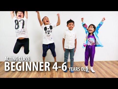 มาดูน้อง ๆ ลองถ่ายโปรโมทโรงเรียนกันในคลาสการแสดง Beginner สำหรับวัย 46 ปี กับครูปรางค่ะ