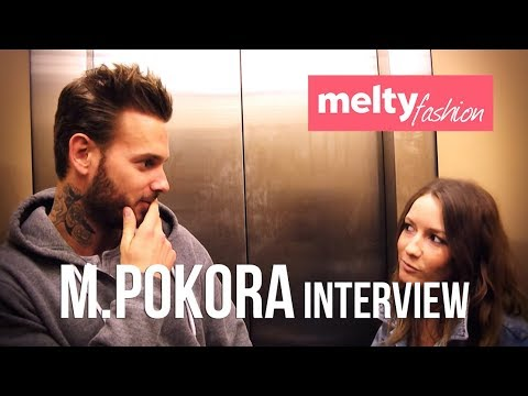 M. Pokora 'l'interview ascenseur' | Paris | 2013