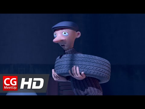 "CGI Animated Short Film HD: ""Fric Frac Short Film"" by Oscar Malet"