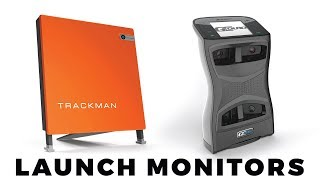 TRACKMAN vs GCQUAD LAUNCH MONITORS