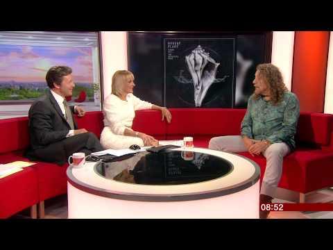 Robert Plant interview - BBC Breakfast Sep 10th 2014