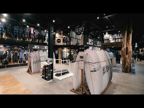 58 Surf and Billabong open giant flagship store in Ericeira