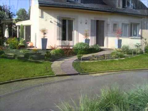 Amenagement jardin mediterraneen for Amenagement jardin 2 niveaux